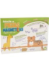 Arte Magnetico Valigetta Mondo Animali