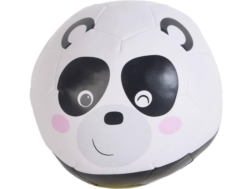 Balle Souple Panda 15 cm.