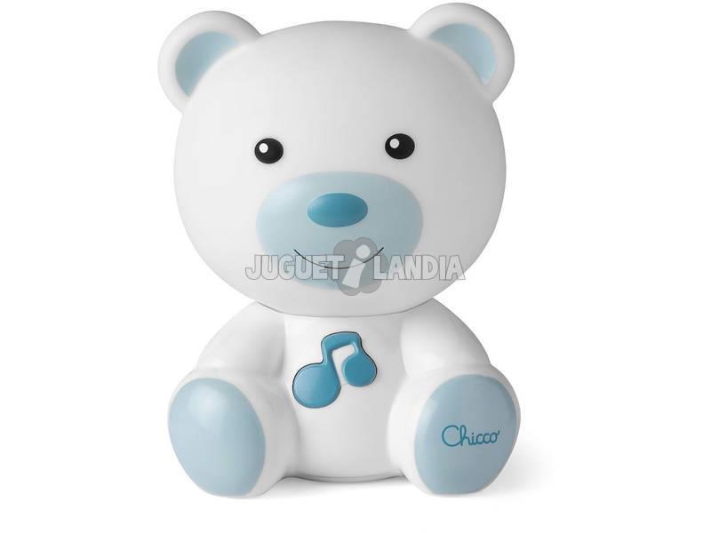 Petite Lampe Doux Rêves Bleue Chicco 98302