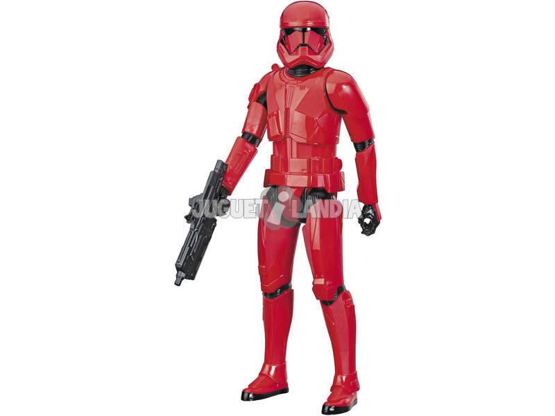 Star Wars Episodio 9 Figura Titán Hasbro E3405