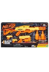 Nerf Alpha Strike Set Batallón Hasbro E8444E