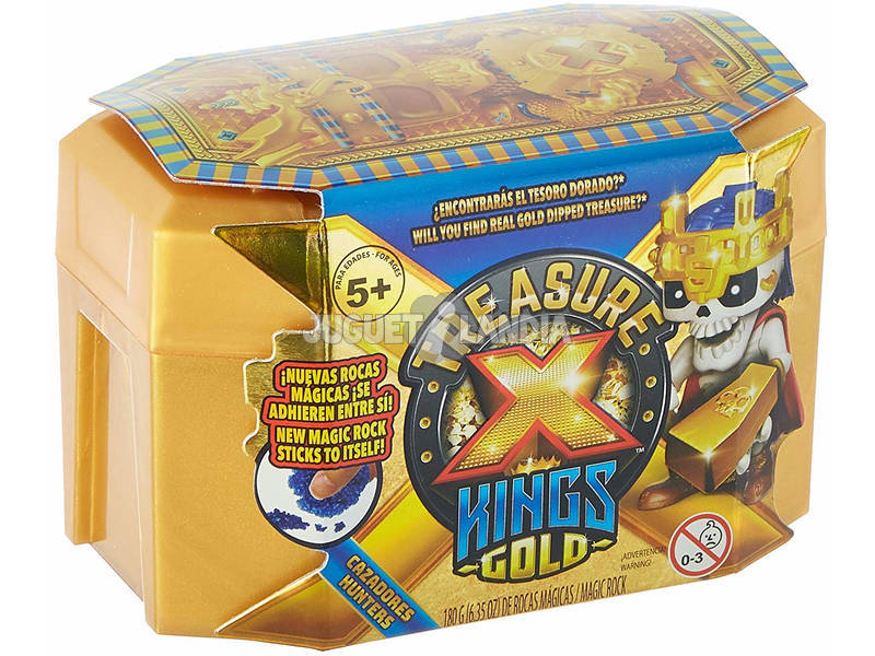 Treasure X Serie 3 Kings Famosa 700015408