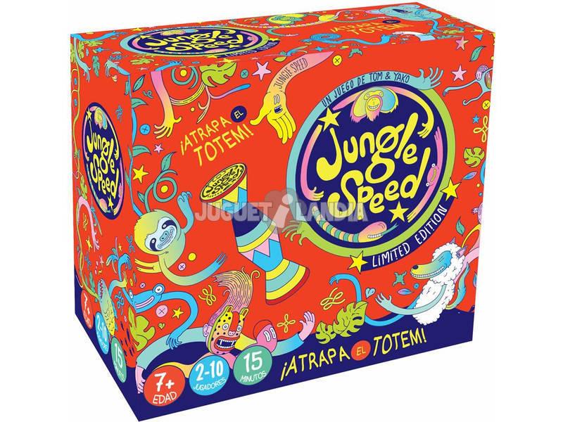 Jungle Speed 2019 Edición Limitada Edouardo Bertone Asmodee JSBERTO2ES