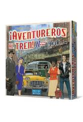 Aventuriers au Train à New York Asmodee DW720860