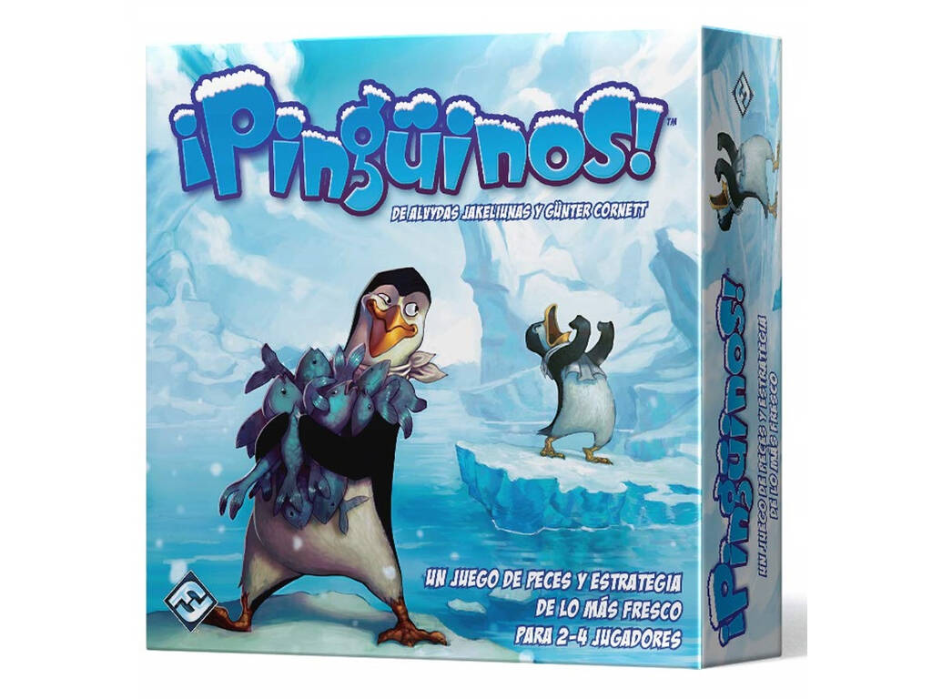 Pinguini! Asmodee FFTY05