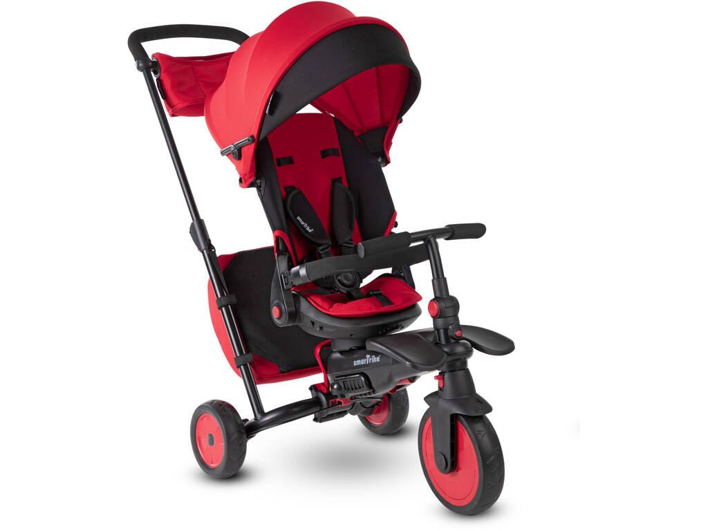 Triciclo STR7 J Folding Trike Rosso SmarTrike 5502202