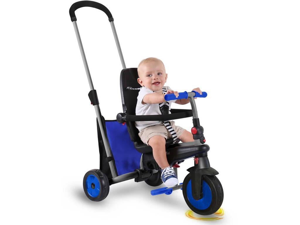 Triciclo Smartfold 300 Azul SmarTrike 5030800