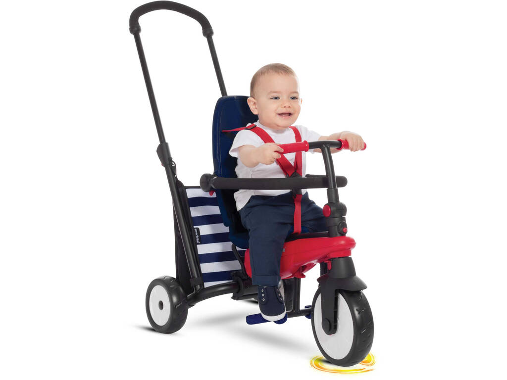 Tricycle Smartfold 300 Rouge SmarTrike 5030100
