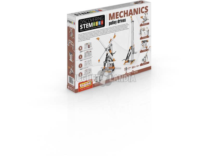 Kit Construction STEM Poulies Engino STEM03