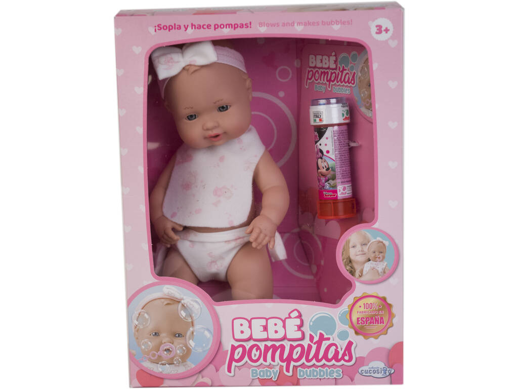 Bebè Bolle di Sapone