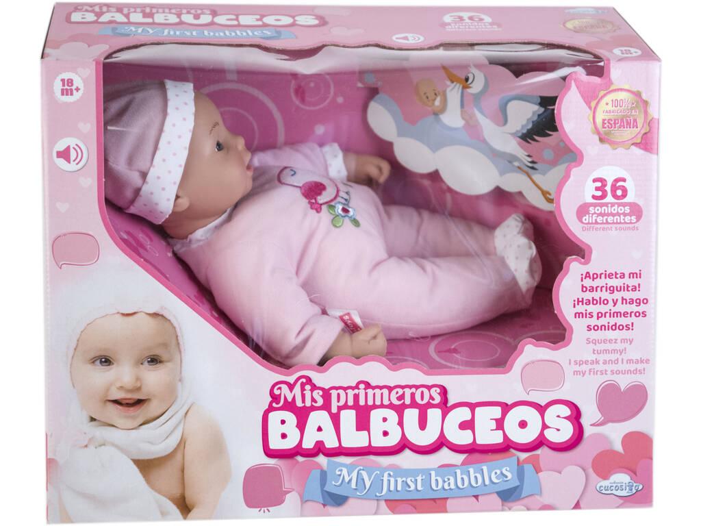 Il Mio Bebè Balbuzie 36 Suoni