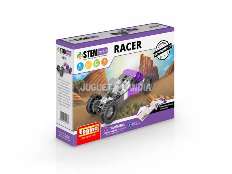 Kit Construction STEM Héros Racer Engino STH16
