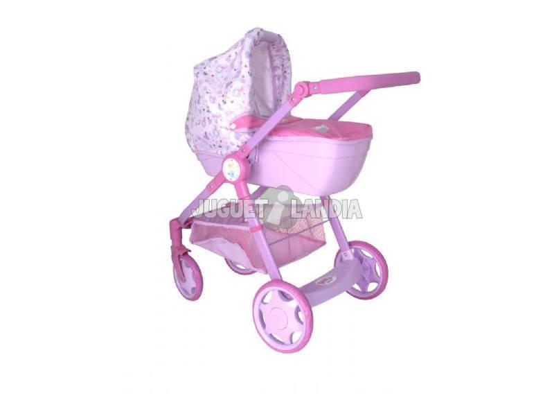 Chariot de Poupée avec Capote Baby Born HTI 1423577