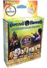 imagen Fantasy Riders 2 Blister 7 sobres Trading Cards Panini 3818KBE7