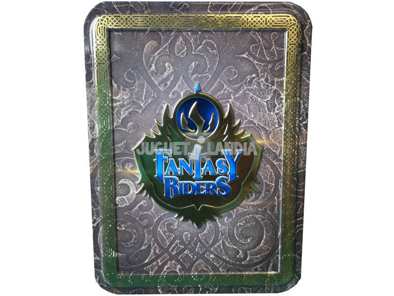 Fantasy Riders 2 Metal Box Panini 3818TINSE
