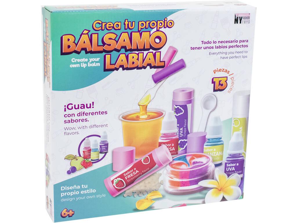 Crea il tuo Balsamo Lucidalabbra