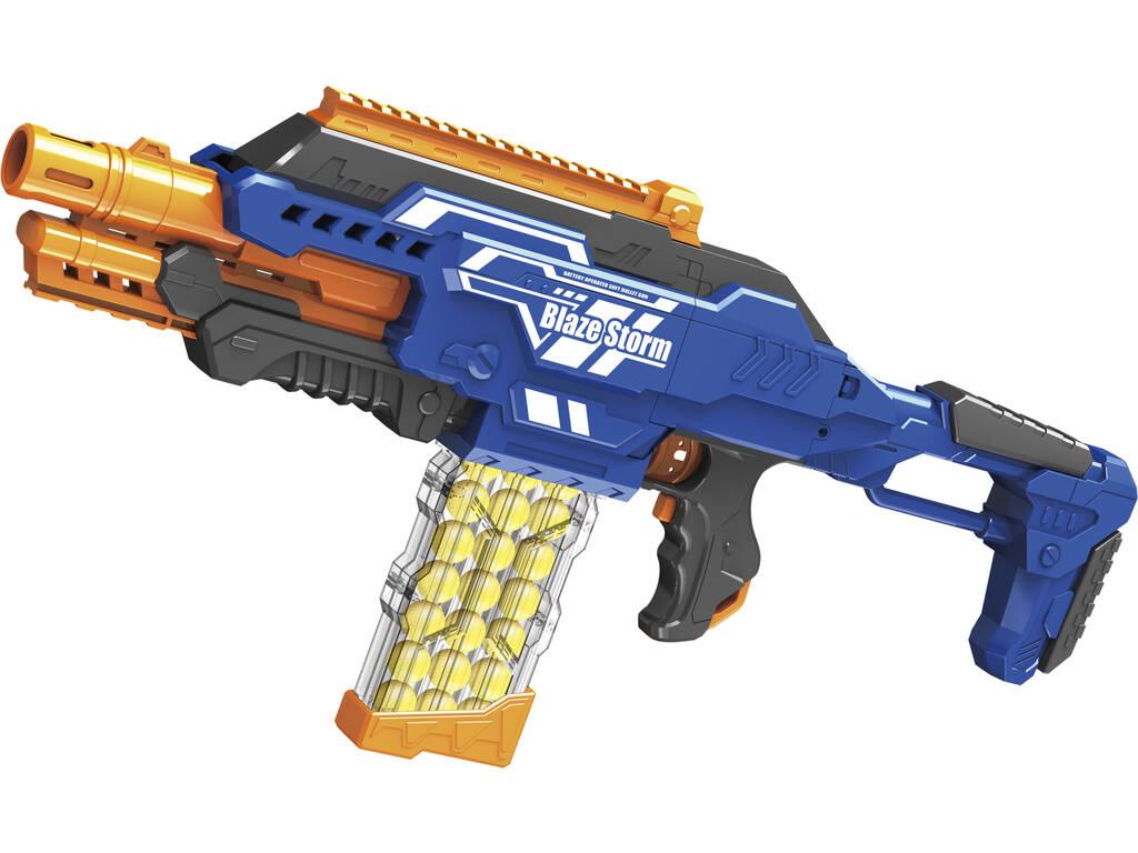 Pistola Lanciasfera Bunder 67 cm con 25 Sfera 2,2 cm