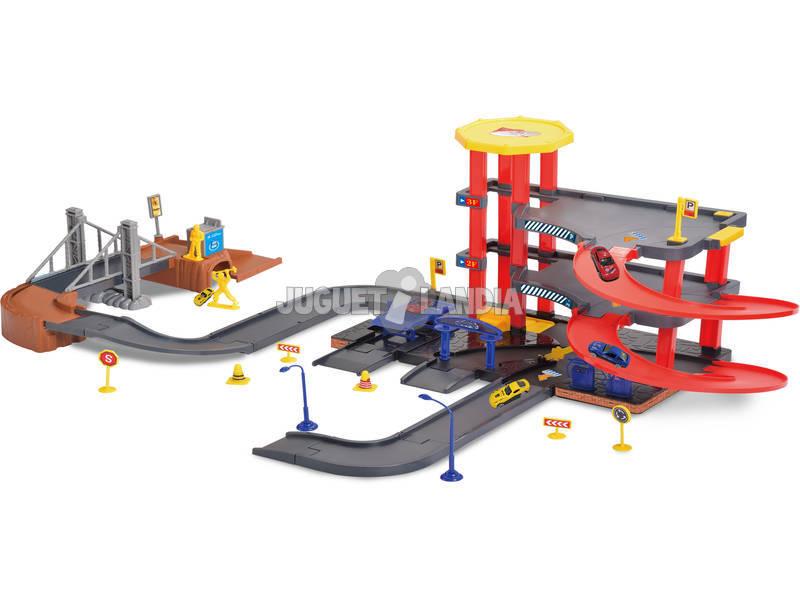 Stationnement Garage 3 Étages 45 Pièces