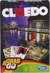Cluedo Reisespiel Hasbro B0999