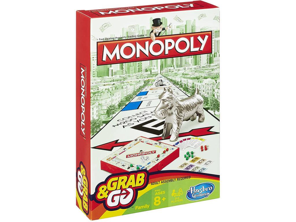 Juego de Viaje Monopoly Hasbro B1002