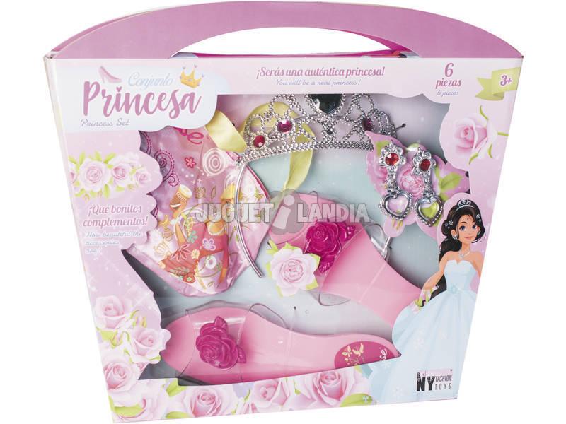 Set Principessa 6 pezzi