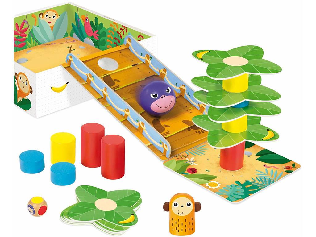 Go Gorilla Juego Cooperativo Goula 53153