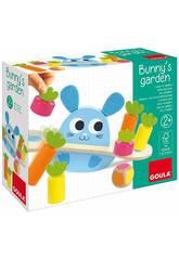 Bunny's Garden Jeu d'équilibre Goula 55246