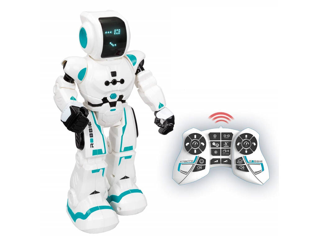 Robot Robbie World Brands XT380831