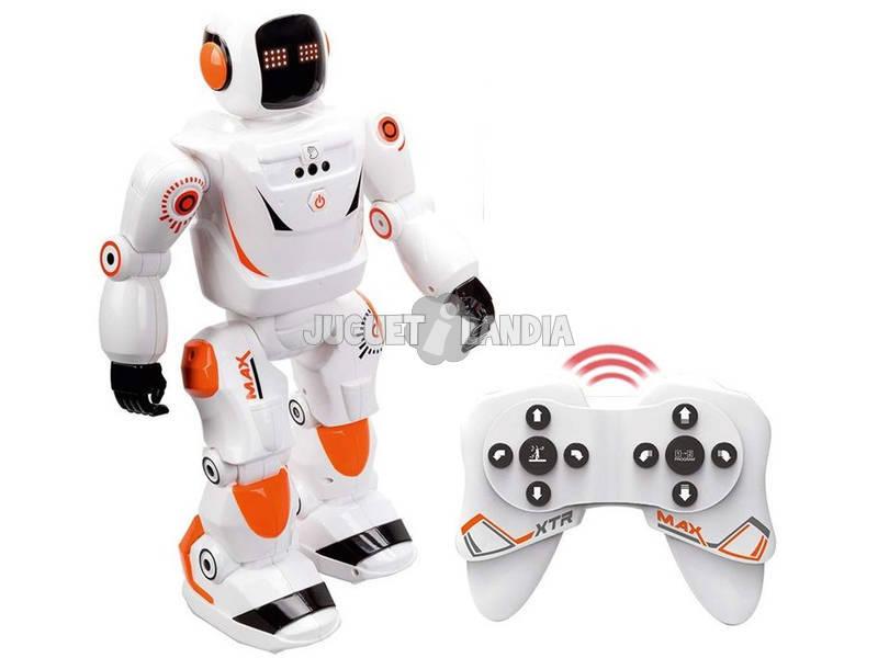 Radio Control Robot Max Bot World Brands XT380847 Teledirigido