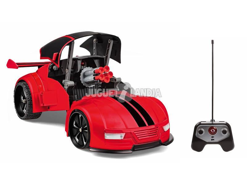 Xtreme Raiders Auto Lancia Missili World Brands XT180892