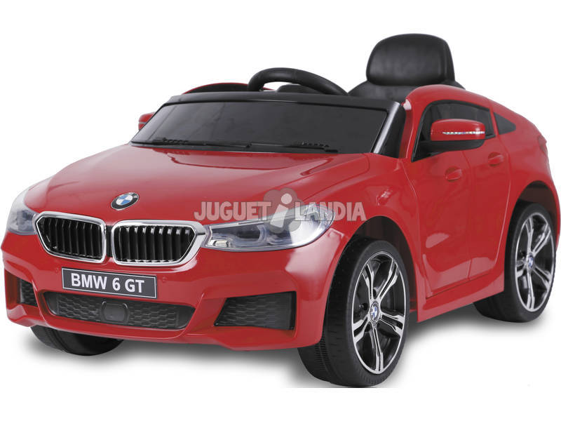 Auto a Batteria BMW GT telecomandata 6 v