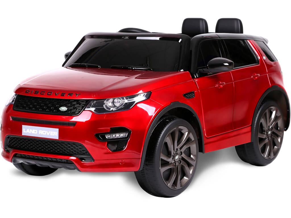 Coche Batería Land Rover Radio Control 12 v.