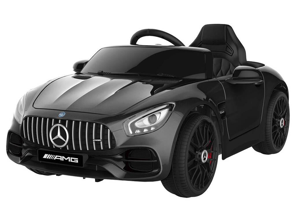 Carro Bateria Mercedes GT Radio Controle 12 v.
