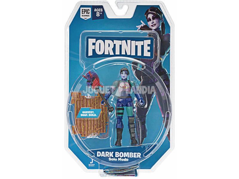 Fortnite Figura Solo Mode Core S2 Dark Bomber Toy Partner FNT0072