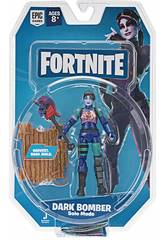 Fortnite Figura Solo Mode Core S2 Dark Bomber Toy Partner FNT0072