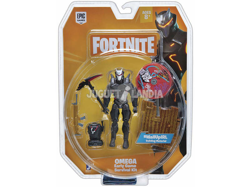 Fortnite Figura Early Game Survival S2 Omega Toy Partner FNT0016