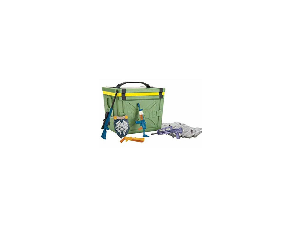 Fortnite Set Contenedor Accesorios Toy Partner FNT088