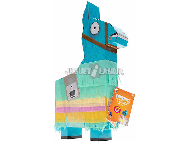 Fortnite Pack Lama Piñata Dark Voyager Toy Partner FNT0095