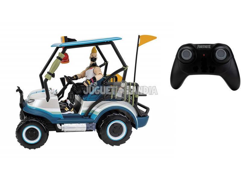 Fortnite Radio Control All-Terrain Kart Con Figura Drift Toy Partner FNT0118
