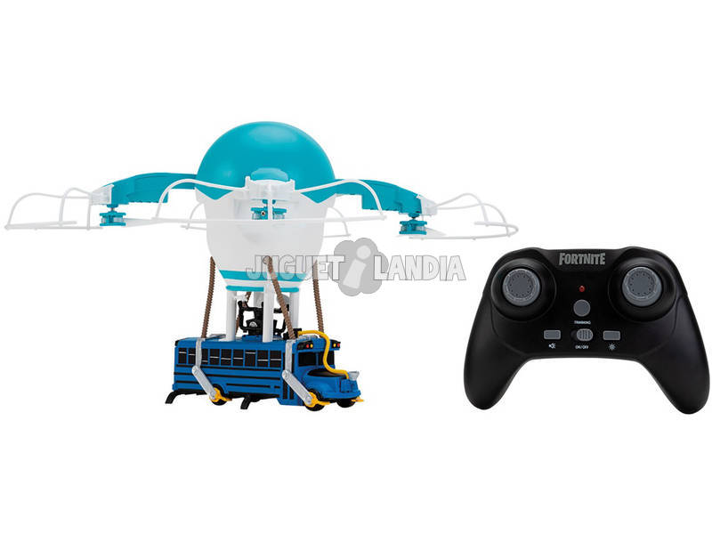 Fortnite Dron Battle Bus Toy Partner FNT0119