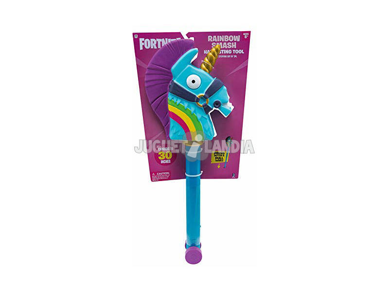 Fortnite Rainbow Smash Harvesting Tool Toy Partner FNT0156