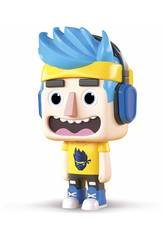 Ninja Figur AR Vinyl + App Toy Partner 29002