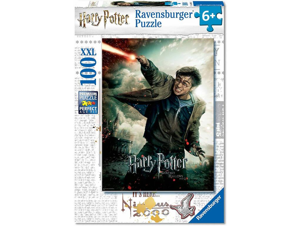 Puzzle XXL 100 Harry Potter Ravensburger 12869