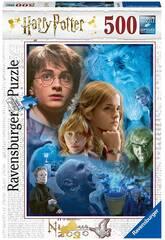 Casse-tête Harry Potter 500 pièces Ravensburger 14821