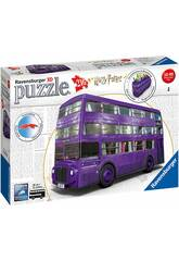Puzzle 3D The Knight Bus Harry Potter Ravensburger 11158