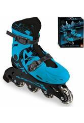 Rollers Bleus T33-36 Mondo 28330