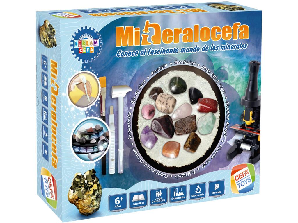 Mineralocefa Cefa Toys 21841
