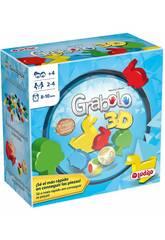 Jeu Grabolo 3D Lúdilo 80871