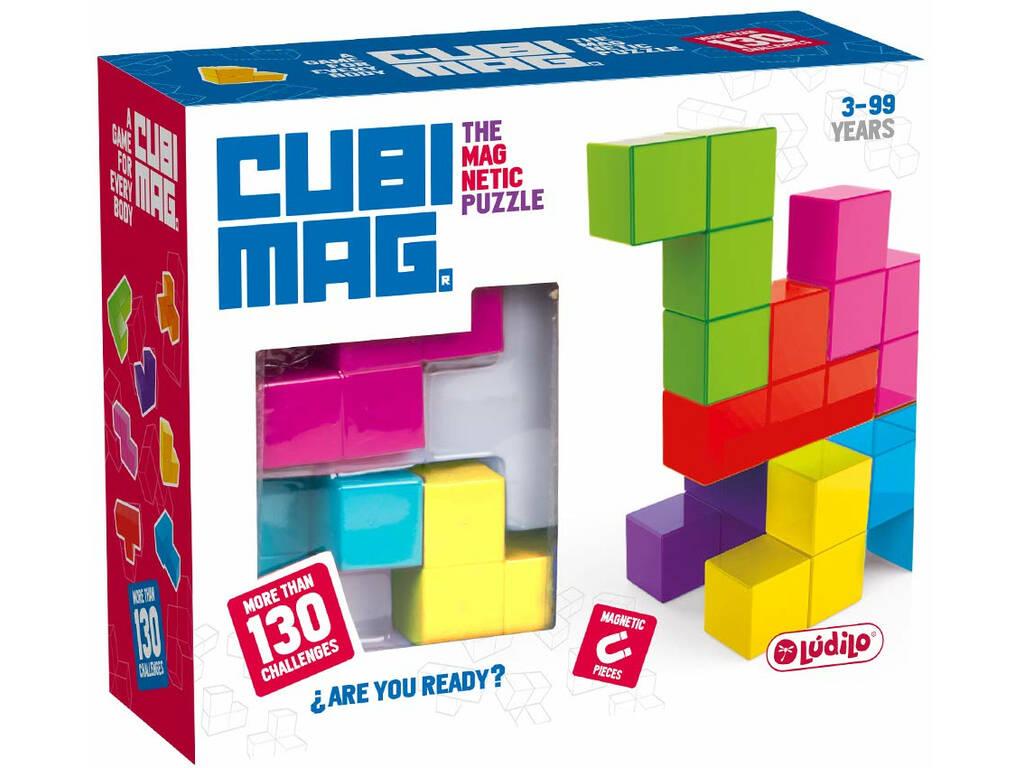 Juego Cubimag Lúdilo 80821