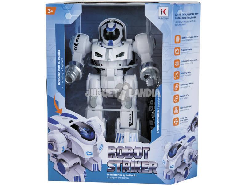 Robot Infrarrojos Strike Inteligente Bailarín
